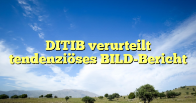 DITIB verurteilt tendenziöses BILD-Bericht